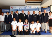 Optimist Worlds - Appointed Staff & Officials