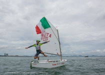 New World Youth Sailing Champions Feted at End of Regatta