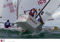 Exceptional Sailing Skills Demonstrated in First Team Racing Flights
